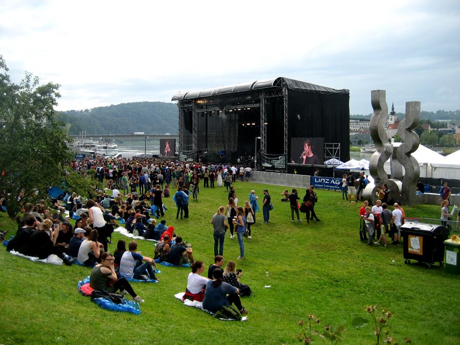 Donaupark Festivalgelände